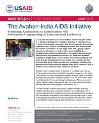 Avahan-India AIDS Initiative