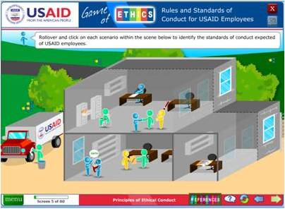USAID, Ethics: Rules and Standards for USAID Employees