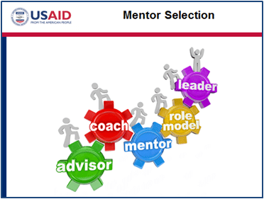 USAID, Mentoring Training Course