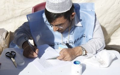 National Democratic Institute, Evaluation of the Free and Fair Election Foundation of Afghanistan (FEFA)