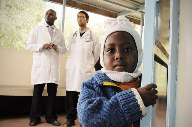USAID, Strengthening High Impact Interventions for an AIDSFree Generation