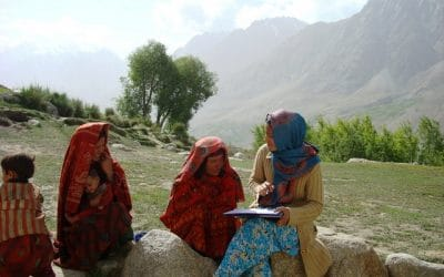 USAID/Afghanistan, Monitoring Support Program Gender Training