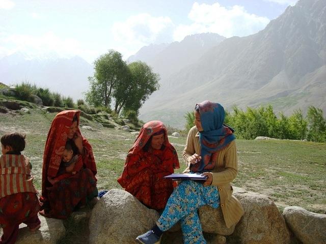 USAID/Afghanistan, Monitoring Support Program Gender Training