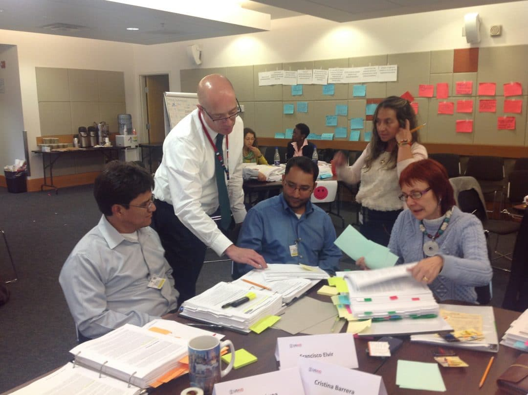 USAID, Agency-wide Training and Facilitation