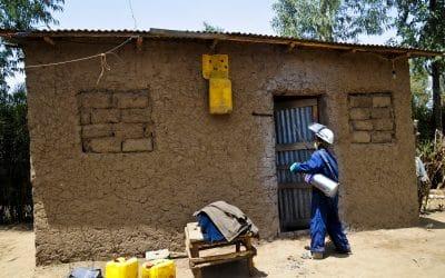 USAID, Africa Indoor Residual Spraying Program II