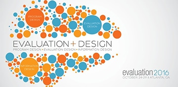 Save the Date for Evaluation 2016!