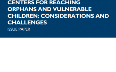 Considerations and Challenges for Reaching Orphans and Vulnerable Children Affected by HIV