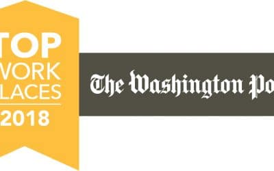 EnCompass Named a 2018 Top Workplace by the Washington Post
