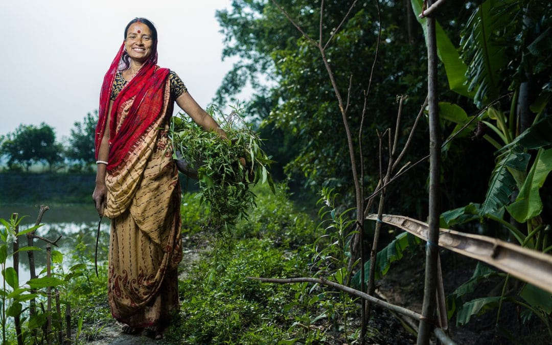 EnCompass to Lead New Women's Empowerment Program for Food Security