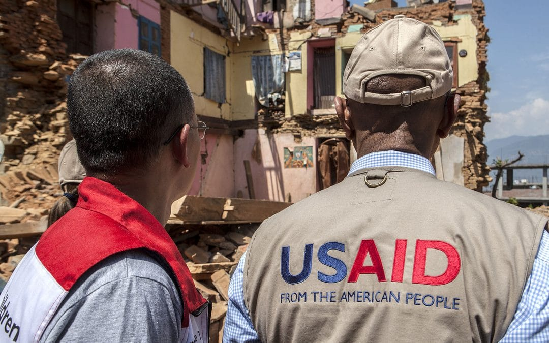 Expanding Role with USAID's Bureau for Democracy, Conflict and Humanitarian Assistance