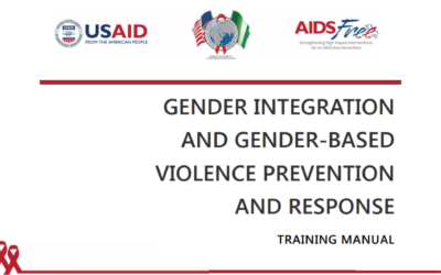Gender Integration and Gender-Based Violence Prevention and Response: Training Manual
