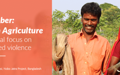 The Role of Gender in Agriculture