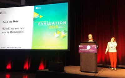 EnCompass' Staff Will Present This Week at Evaluation 2019: Paths to the Future of Evaluation