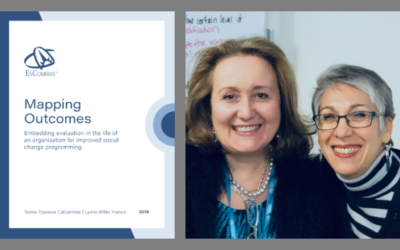 EnCompass Releases New White Paper on Appreciative Inquiry and Outcome Mapping in Evaluation