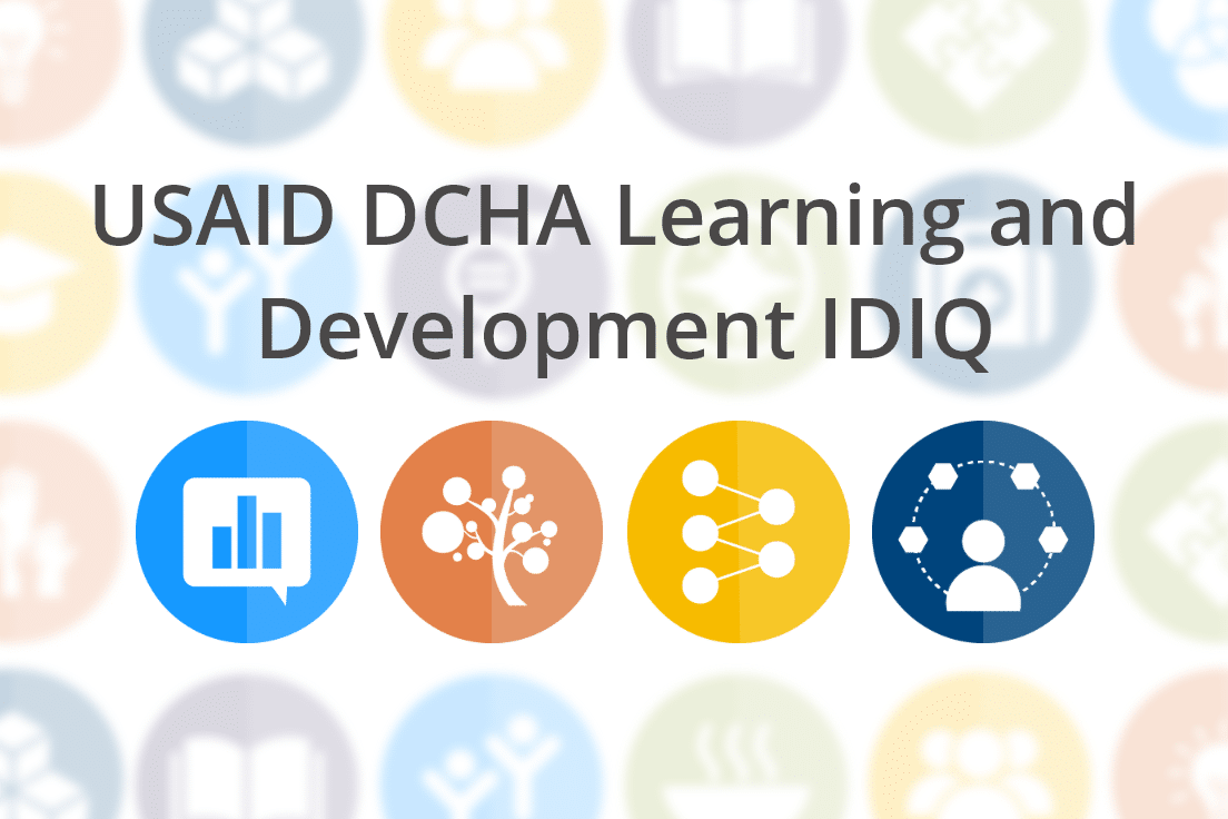 USAID DCHA, Learning and Development (LeaD) IDIQ