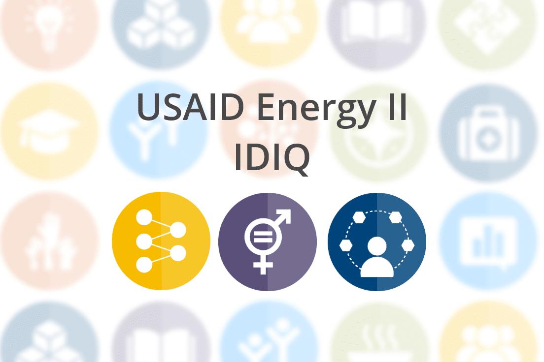 USAID, Energy II IDIQ