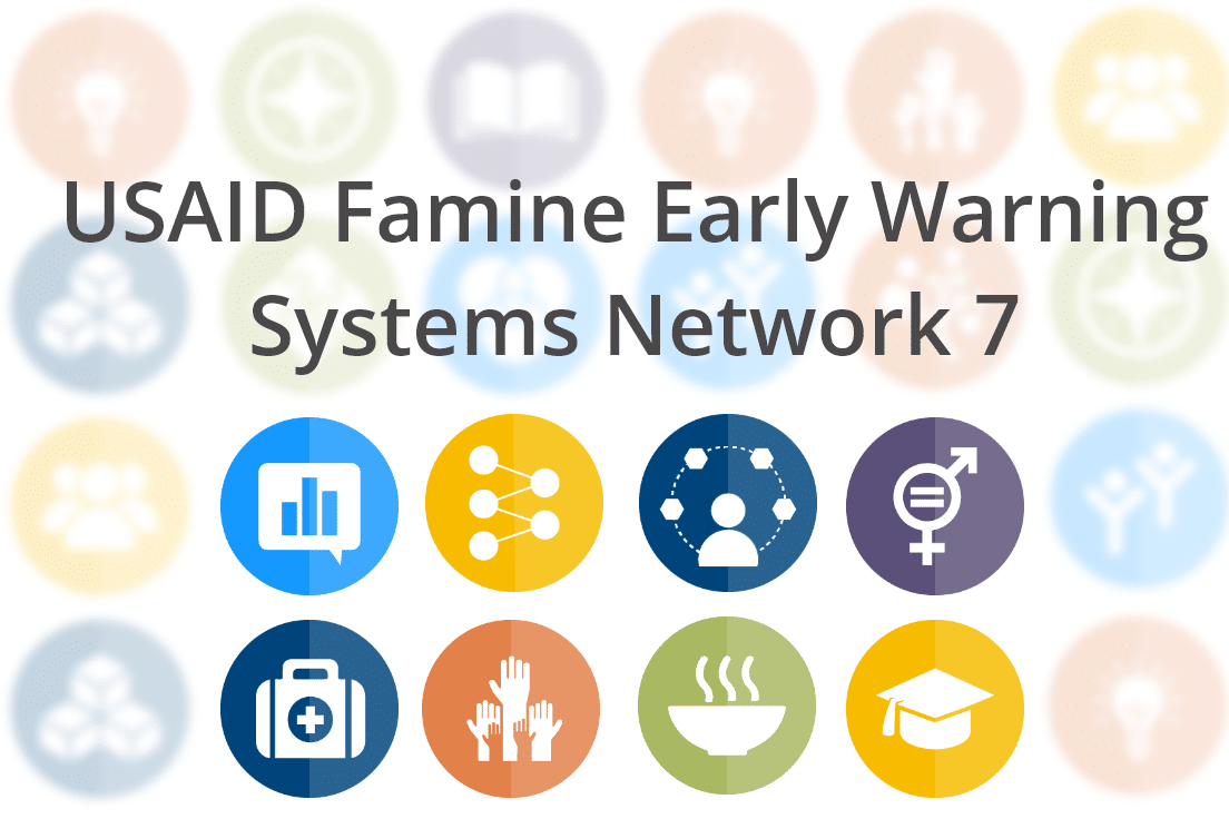 USAID, Famine Early Warning Systems Network (FEWS NET) 7
