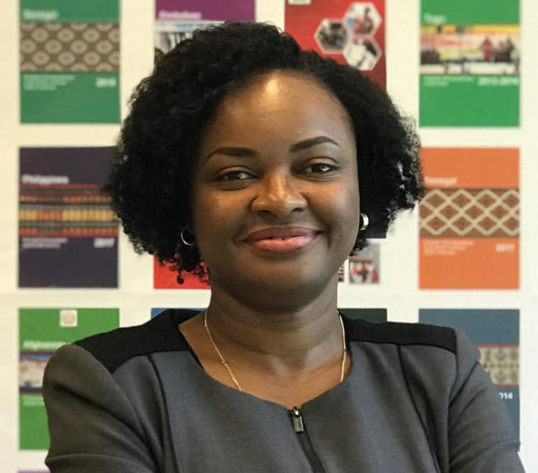 Inside the DHS Program: Q&A with Gisèle Dunia