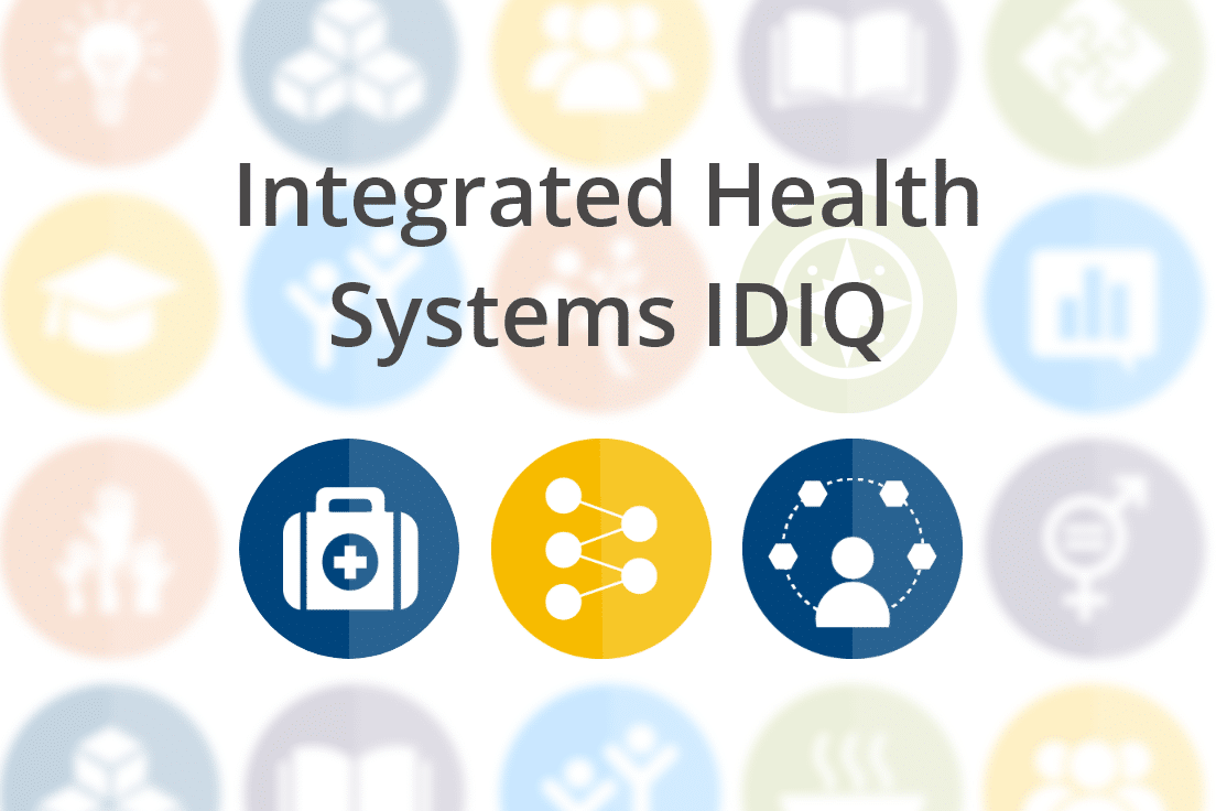 USAID Integrated Health Systems IDIQ