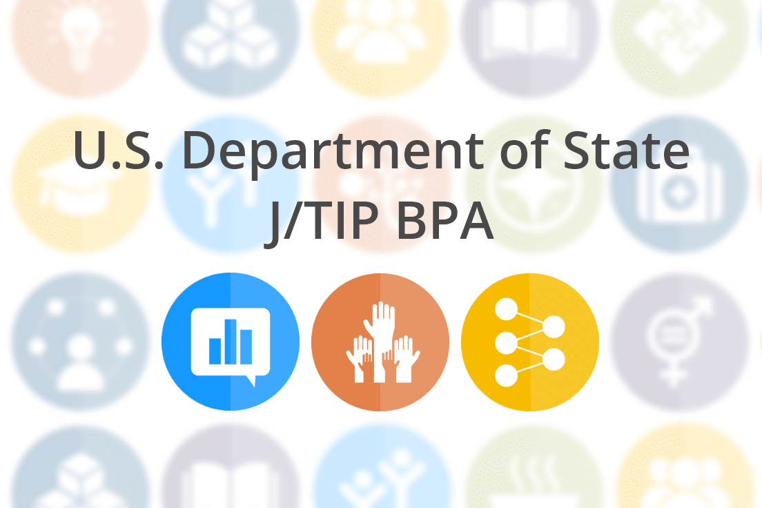 U.S. Department of State, Office to Monitor and Combat Trafficking in Persons (J/TIP) BPA