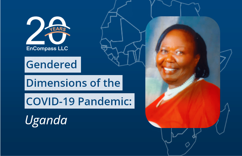 Gendered Dimensions of the COVID-19 Pandemic: Perspectives and Responses from Uganda