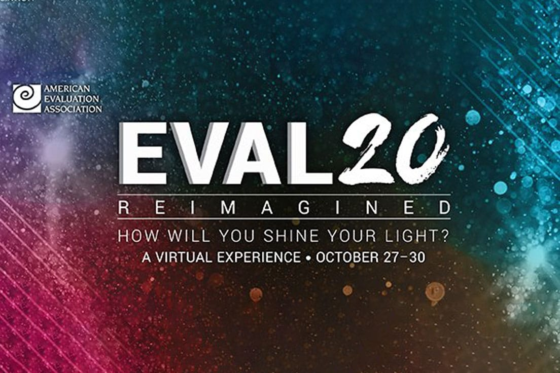 EnCompass Team Members Shine at Eval20: AEA's Virtual Conference