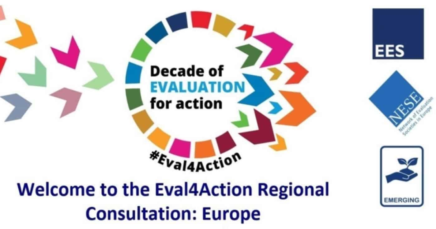 Eval4Action Update: Europe Regional Consultation
