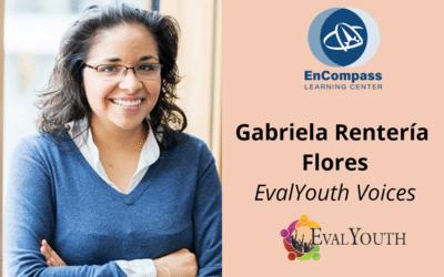 EvalYouth Voices: Gabriela Rentería Flores