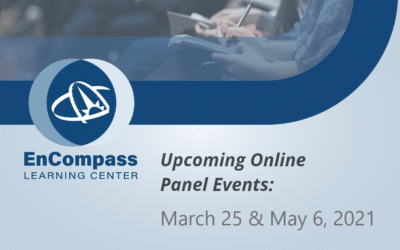 You're Invited to Two EnCompass Learning Center Online Panel Events!