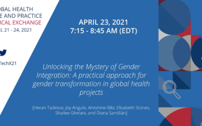 Ready to Level Up in Gender Integration? Join Us at GHTechX This Week