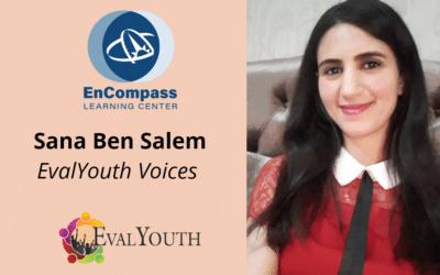 EvalYouth Voices: Sana Ben Salem