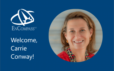 EnCompass Welcomes Carrie Conway, New Vice President of Technical Assistance & Evaluation