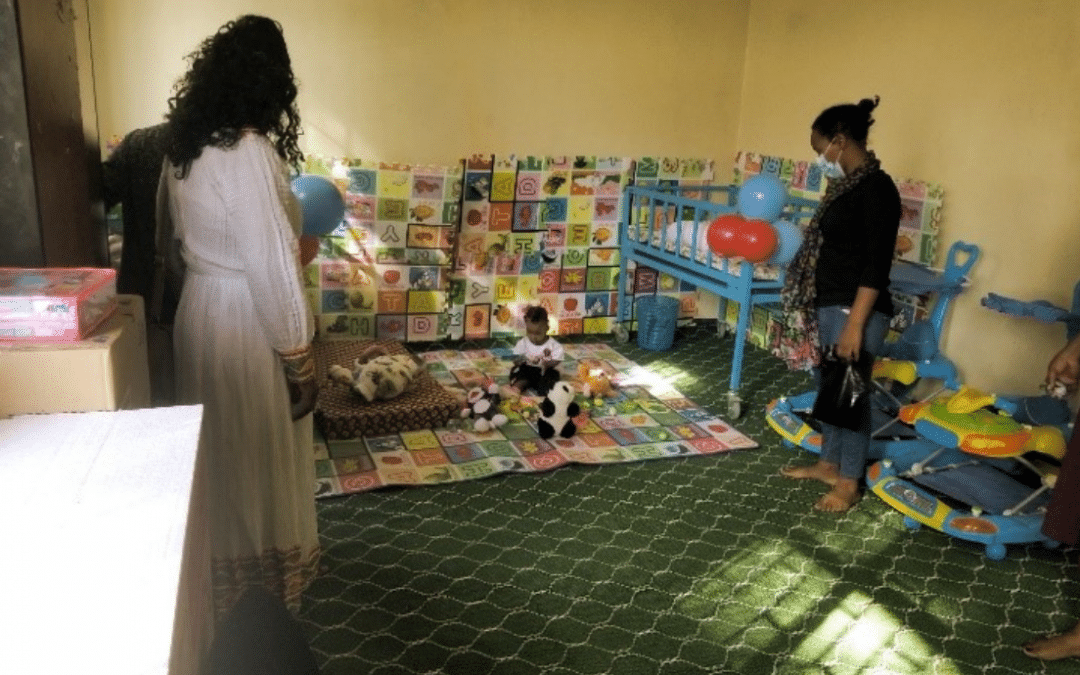 Two for One: Expanding Access to Daycare Centers for Working Mothers to Continue Breastfeeding While Staying in Their Career