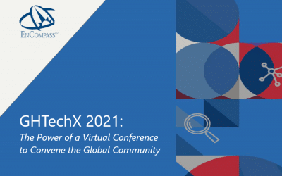 GHTechX 2021: The Power of a Virtual Conference to Convene the Global Community